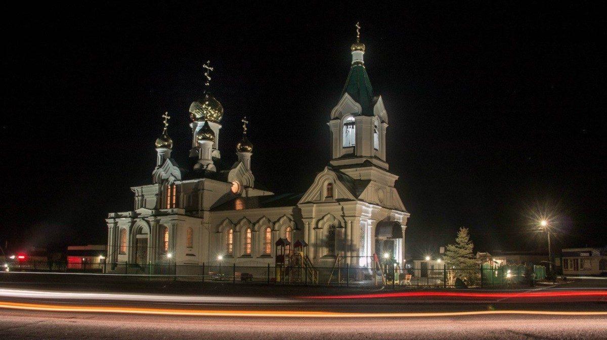 Храм Преображения Господня станицы Преображенской